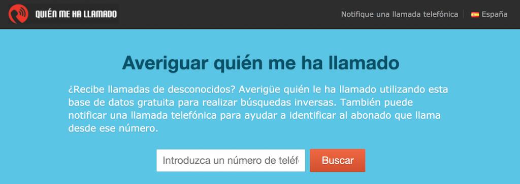 ¿Cómo saber quién me llama al móvil? 6