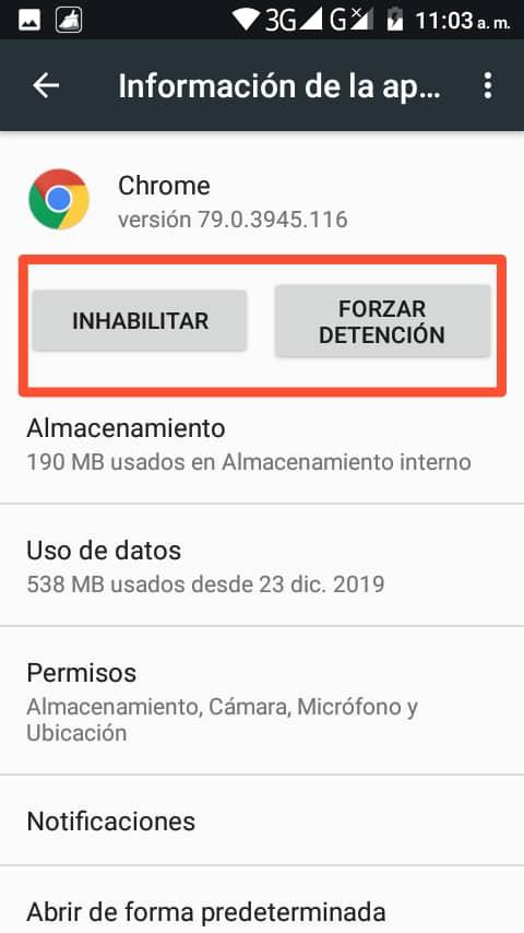 ¿Cómo eliminar el virus CloudFront.net en Android? 4
