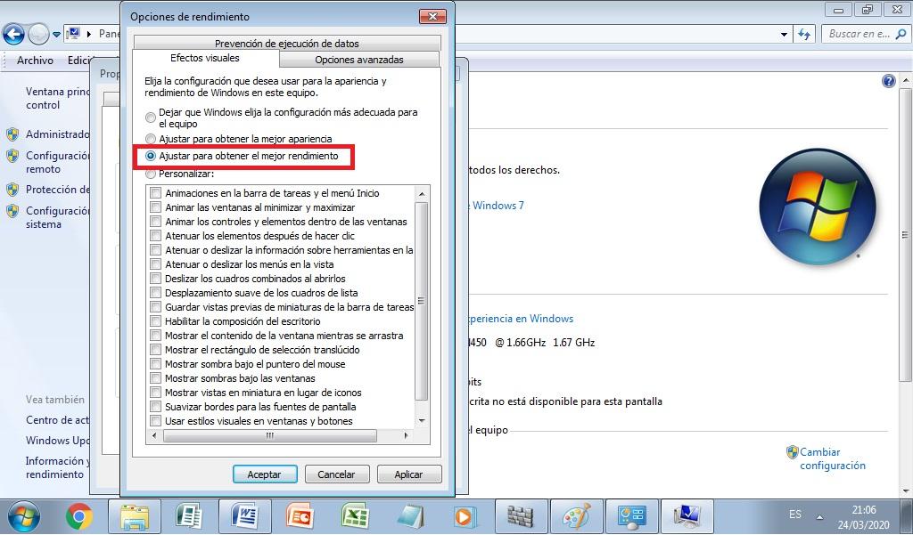 ¿Cómo acelerar Windows 7 al máximo? 12