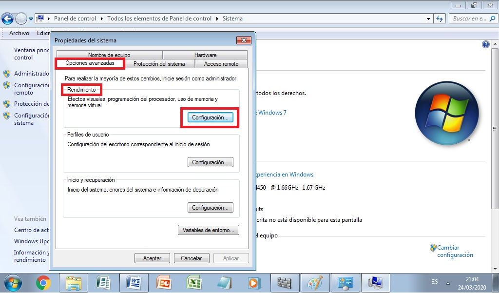 ¿Cómo acelerar Windows 7 al máximo? 11