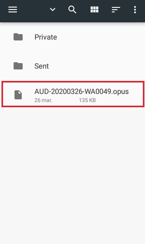 ¿Qué son y para qué se utilizan los archivos con extensión .OPUS? 5