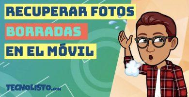 ¿Cómo recuperar las fotos borradas del móvil? (iPhone y Android)